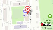 Гостиница Уют Плюс на карте