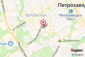 Адрес КТП-885 на карте