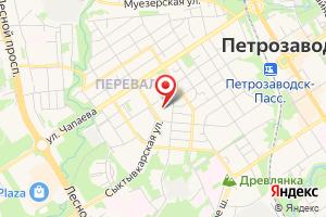 Адрес Тп-60 на карте