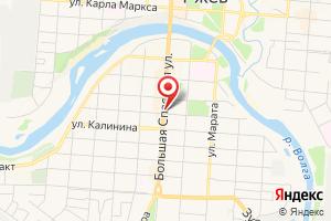 Адрес Дирекция Единого Заказчика на карте