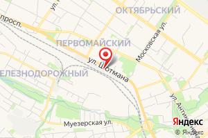 Адрес РЖД Петрозаводская дистанция электроснабжения на карте