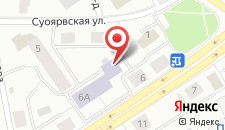 Гостиница Руна на карте
