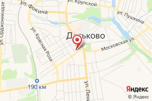 Адрес Водоканал Дятьковский район на карте