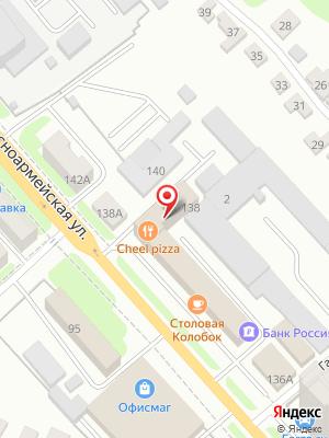 Cheelpizza на карте