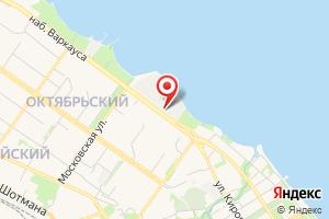 Адрес Петрозаводские коммунальные системы-Водоканал на карте