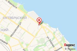 Адрес ТНС Энерго Карелия на карте