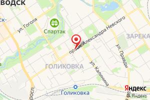 Адрес Карелэлектро на карте
