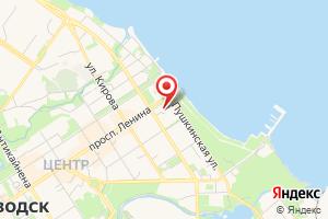 Адрес Электросети на карте