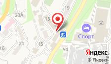 Отель Origo на карте