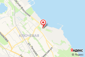 Адрес Картэк на карте