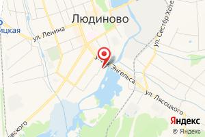 Адрес Калужский областной водоканал на карте