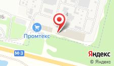 Отель Мезон на карте