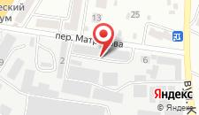 Отель Явир на карте