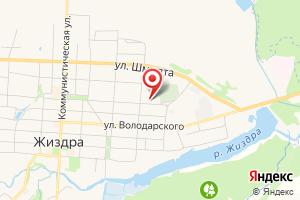 Адрес Газпром газораспределение Калуга, Жиздринский газовый участок на карте