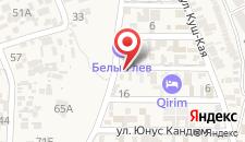Гостиница White Lion на карте