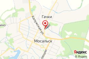 Адрес Калугаоблводоканал на карте
