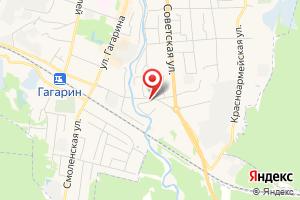 Адрес ТП 064 на карте