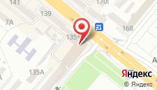 Отель Интурист на карте