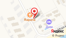 Гостиница Younge Art Camp на карте