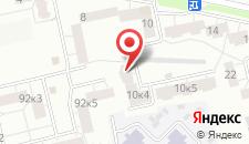 Апартаменты Маршала Жукова на карте