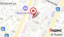 Гостевой дом Вега на карте