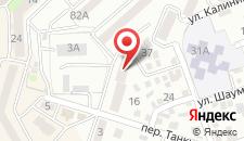 Апарт-отель Каффа Абсолют на карте