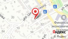 Гостевой дом Виктори на карте