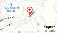 Отель SPA & Резиденция Доктора Захарова на карте