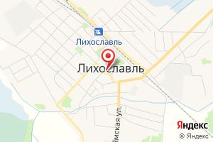 Адрес Газпром межрегионгаз Тверь, Абонентская группа г. Лихославль на карте