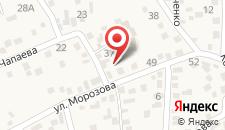 Гостевой дом Сусанна на карте