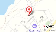 Мини-гостиница Татьяна на карте