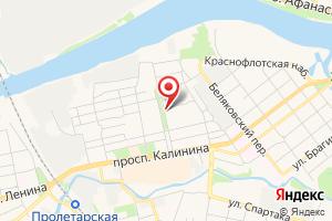 Адрес Энергосервис на карте