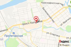 Адрес ТверьАтомЭнергосбыт на карте