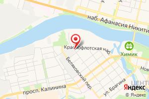 Адрес МРСК Центра на карте