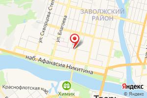 Адрес Дмитрогорский на карте