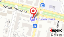Отель Golden Plaza Hotel на карте