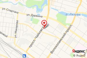 Адрес Триумф на карте
