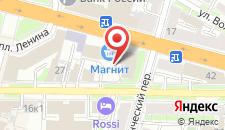 Гостиничный комплекс Селигер на карте