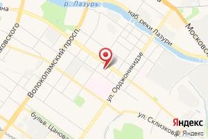 Адрес Энергоком на карте