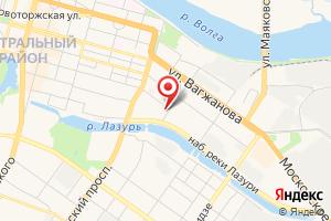 Адрес Тверская Объединенная Энергосбытовая Компания на карте