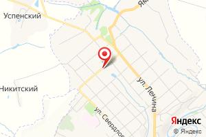 Адрес Газпром газораспределение Орел, филиал в г. Мценске, Болховский газовый участок на карте