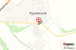 Адрес Электрическая подстанция Куровская на карте