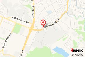 Адрес Энергоучет на карте