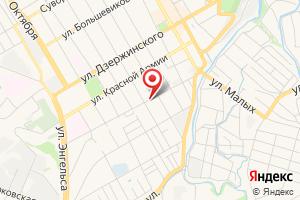Адрес Газпром газораспределение Курск, магазин газового оборудования № 2 на карте