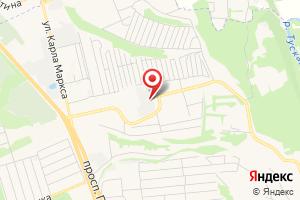 Адрес Электрическая подстанция Садовая на карте