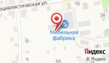 Мини-гостиница Гостиница Центральная на карте