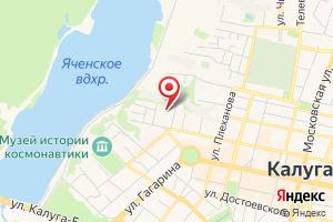 Адрес Калужская сбытовая компания на карте