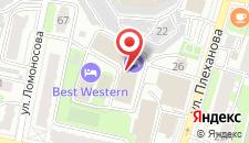 Жилой комплекс Старгород на карте