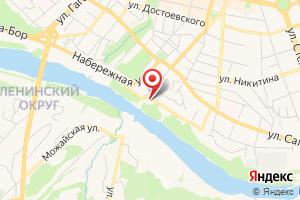 Адрес ФГУП Канал имени Москвы Обстановочный участок № 1 на карте
