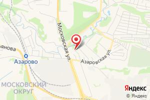 Адрес Электрическая подстанция КТП № 594 на карте